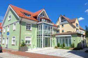 Das neue Praxisgebäude in der Liedlstraße 14 in Schongau