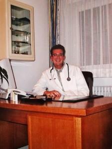Martin Kayser im Jahr 2000